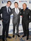 Bob Saget, Jimmy Kimmel and Michael Bolton