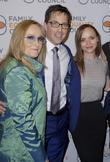 Melissa Etheridge, Dan Bucatinsky and Christina Ricci