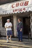 Alan Rickman and Randall Miller