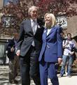Massachusetts Rep. Edward Markey and Susan Blumenthal