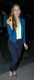 the playboy club - outside arrivals 010513