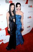 Vera Wang and Katy Perry