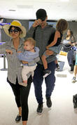Kourtney Kardashian, Scott Disick, Penelope Scotland Disick and Mason Dash Disick