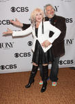 Cyndi Lauper and Harvey Fierstein