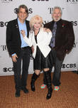 David Rockwell, Cyndi Lauper and Harvey Fierstein
