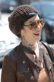 kat von d out and about 010513