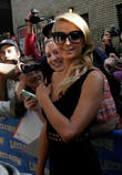 Paris Hilton, Ed Sullivan Theater, The Late Show
