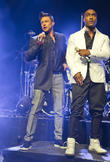 Blue, Duncan James, Simon Webbe, Shepherds Bush Empire