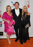 Kathy Hilton, Rick Hilton and Kim Richards
