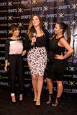 the kardashian sisters attend an in-store appearanc 040513