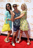 Laura Croft, Josh Strickland and Holly Madison