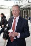 Nigel Kennedy and Nigel Farage