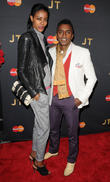 Justin Timberlake and Marcus Samuelsson