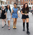 Jesy Nelson, Perrie Edwards, Leigh-Anne Pinnock and Jade Thirlwall