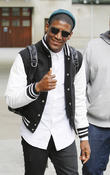 labrinth outside the bbc radio 1 studios 060513