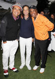 George Lopez, Kenny G and Sugar Ray Leonard