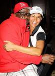 Salli Richardson and Cedric the Entertainer