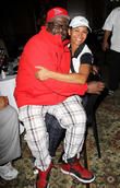 Salli Richardson, Cedric the Entertainer, Lakeside Golf Club