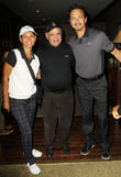 Salli Richardson, Cheech Marin, Benjamin Bratt, Lakeside Golf Club