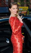 Amber Heard - Celebrities Leaving Their...