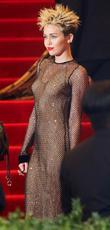 Miley Cyrus, MET