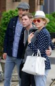 joshua jackson and diane kruger out and about 070513