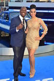 Tyrese Gibson and Guest