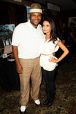 Anthony Anderson and Mikaela Hoover