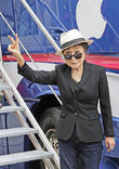 yoko ono at the museum of liverpool 080513