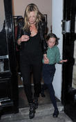Kate Moss and Lila Grace Moss