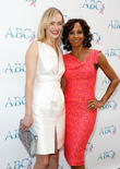 Amber Valletta and Holly Robinson Peete