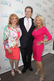 Patrick Wayne, Sheri Rosenblum and Beverly Cohen