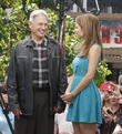 Mark Harmon, Maria Menounos