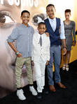 Tyler James, Tyrel Jacob Williams, Tylen Jacob Williams, ArcLight Hollywood