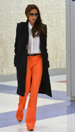 victoria beckham at jfk airport 080513