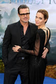 "Brad Pitt Reveals He Trusts Angelina Jolie ""With His Life"""