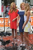Cat Deeley, Mary Murphy and Renee Bargh