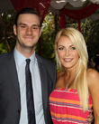 Cooper Hefner and Crystal Hefner