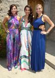 Tiffany Fallon, Raquel Pomplun and Kara Monaco