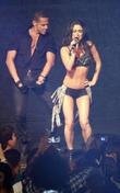 Nicki Minaj and Ellenie Galestian