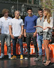 Jay McGuiness, Max George, Siva Kaneswaran, Tom Parker, Renee Bargh, The Grove