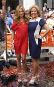 Cat Deeley and Mary Murphy