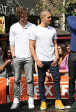 Jay McGuiness, Max George and The Wanted