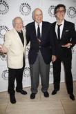Mel Brooks, Carl Reiner and Robert Trachtenberg