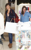 Frankie Sandford goes baby clothes shopping