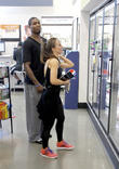 Karina Smirnoff and Jacoby Jones