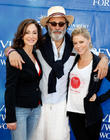 Lilly Tartikoff, Andy Garcia and Julie Bowen