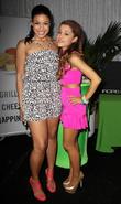 Jordin Sparks and Ariana Grande