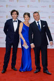 Stephen Mangan, Tamsin Greig and Matt Leblan