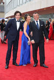 Stephen Mangan, Tamsin Greig and Matt Leblanc